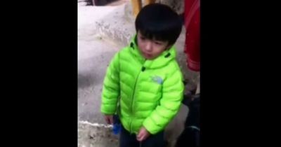 3-jähriger kämpft um das Leben seines Freundes