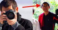 Niemand vergisst DAS Foto: Dieser Mann schnappt sich eine Kamera und macht die Bilder seines Lebens.