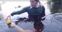 Youtube-Star Unge und rosa Delfine - Das steckt dahinter!
