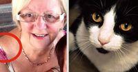 Sie wusste nicht, wie krank sie wirklich war - bis ihre Katze sich ungewöhnlich verhielt