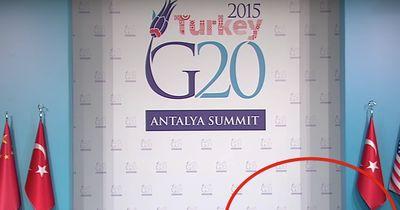 Sie waren der heimliche Star des G20 Gipfels!