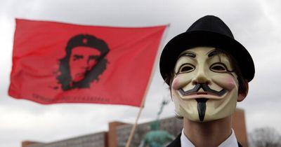 Diese Hacker haben eine Regierungswebseite lahmgelegt