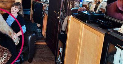 Russisches Ehepaar lebt als Mama- und Papabär!