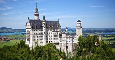 Hartes Rätsel: Wie viele Beine sind in dem Palast?