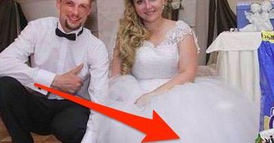 Was dieses Paar zur Hochzeit bekommt, rettet anderen das Leben!