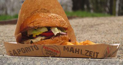 Was wäre, wenn wilde Tiere Fast Food essen würden?
