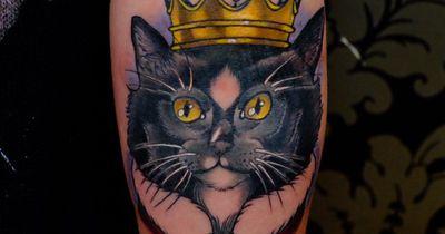 Tattoos, die sich jeder Katzenliebhaber stechen lassen würde