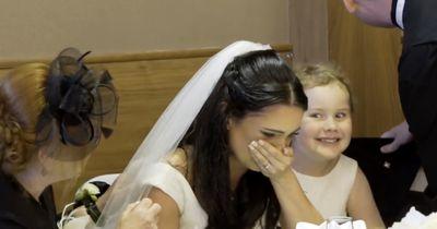 Er machte ihren Hochzeitstag zu etwas wirklich Besonderem