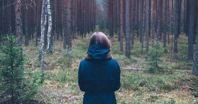 Ein Mädchen verschwindet aus einer Jugendherberge